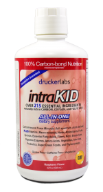intraKID Liquid Multivitamins for kids