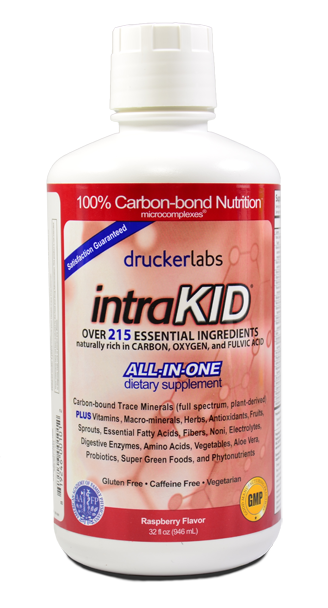 intraKID 30 ml bottle
